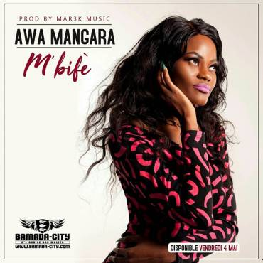 "The new 1st music clip for song M´bifé from Album ""Mama Africa"" of AWA MANGARA has been posted on Youtube on 8th of May 2018 – so check it out right now!!!"